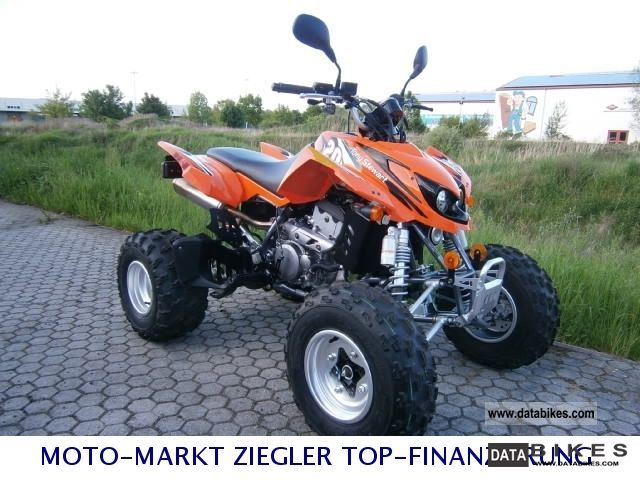 2012 Arctic Cat  DVX 400 LOF tractor tractor Motorcycle Quad photo