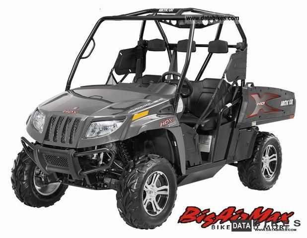 2012 Arctic Cat  HDX 700 incl LOF and 3 years warranty Motorcycle Other photo
