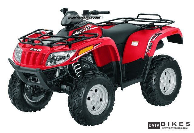 2012 Arctic Cat  I 700 delivery charge Motorcycle Quad photo