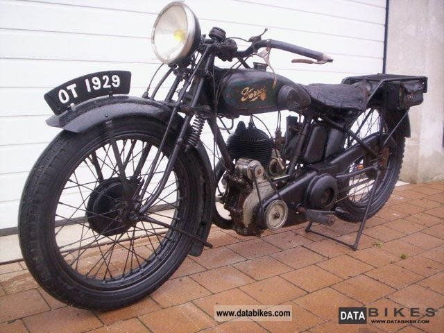 Other  PO terrot 1929 Vintage, Classic and Old Bikes photo