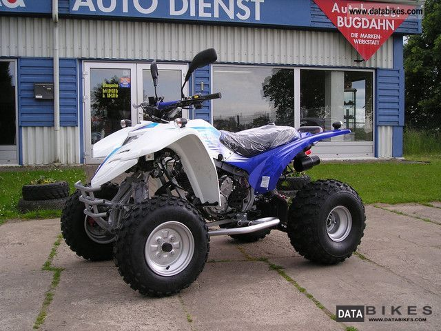 2012 Herkules  Adly ATV-300 interceptor, transmission Motorcycle Quad photo