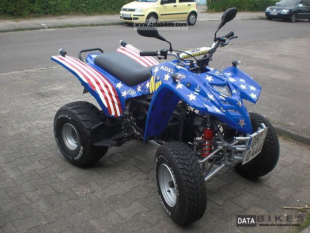 2008 Herkules  Agly 150 Motorcycle Quad photo