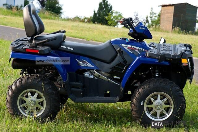quad polaris sportsman 800