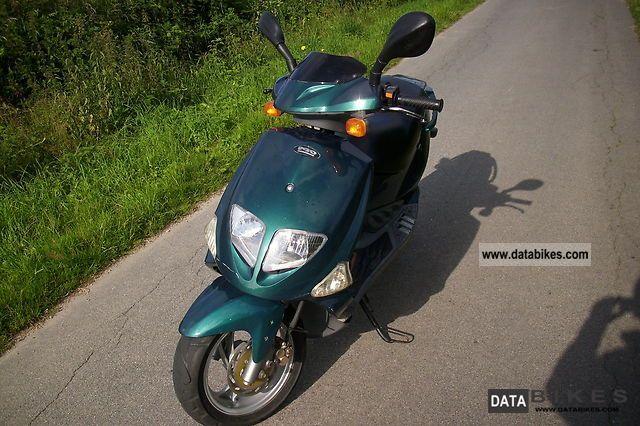 2001 PGO T-REX 125 EXCHANGE / SALE