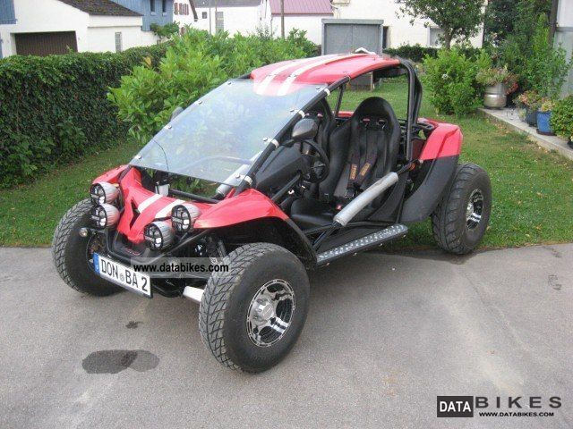 2009 PGO  Buggy Racer Special Model 500i Motorcycle Quad photo