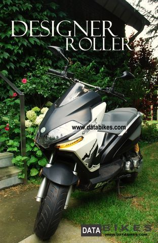 2009 Benelli  49x Quattro Nove designer scooter Motorcycle Motor-assisted Bicycle/Small Moped photo