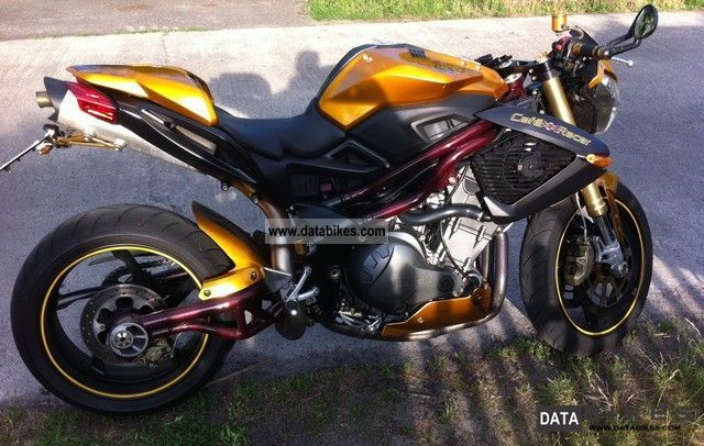 2007 Benelli  TNT Cafe Racer Motorcycle Streetfighter photo