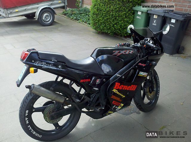 1995 Benelli  Devil 50 Motorcycle Motor-assisted Bicycle/Small Moped photo