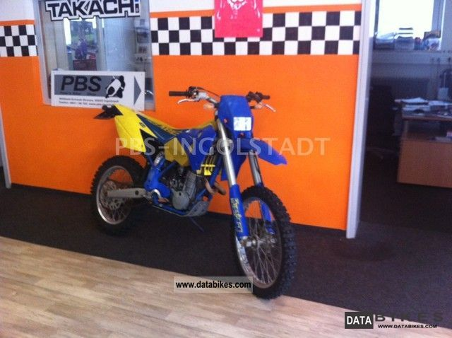 2012 Husaberg  FE 400 Motorcycle Enduro/Touring Enduro photo