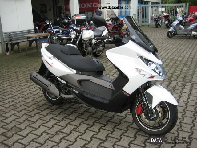 2010 kymco xciting 500 abs. Black Bedroom Furniture Sets. Home Design Ideas