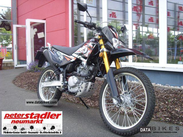 2011 Sachs  ZX 125 - NM Motorcycle Enduro/Touring Enduro photo