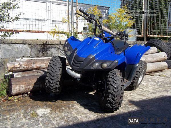 2007 Dinli  Children ATV Used or New Motorcycle Quad photo