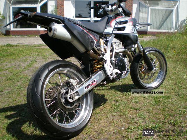 2003 Gasgas  450SM Motorcycle Super Moto photo