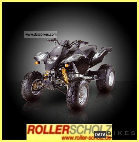 2012 Barossa  Titan 300 Motorcycle Quad photo