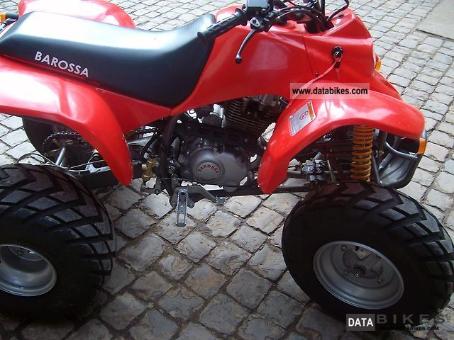 2002 Barossa  AAM 170 Motorcycle Quad photo