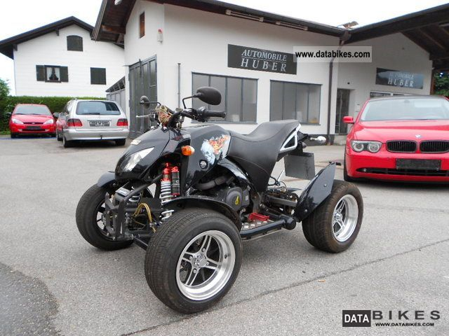 2009 Bashan  BS 300 S single piece Motorcycle Quad photo