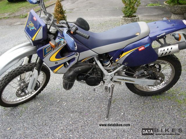 1998 Aprilia  ETX 125 Motorcycle Enduro/Touring Enduro photo