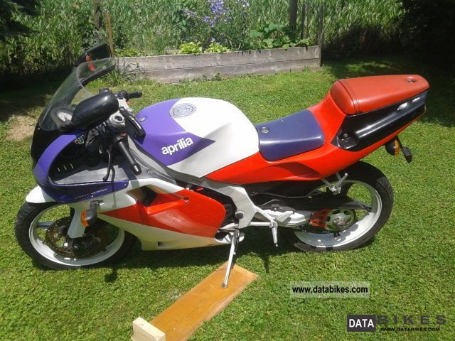 Aprilia  AF 1 1992 Motor-assisted Bicycle/Small Moped photo