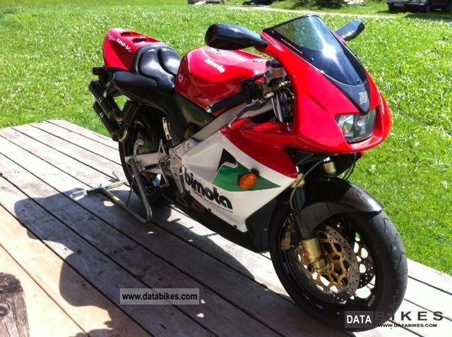 1998 Bimota  500 V-Due Motorcycle Sports/Super Sports Bike photo