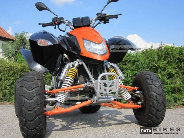 2008 Triton  Access 300 Sports Motorcycle Quad photo