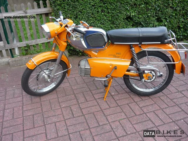 Kreidler  RS 1972 Vintage, Classic and Old Bikes photo