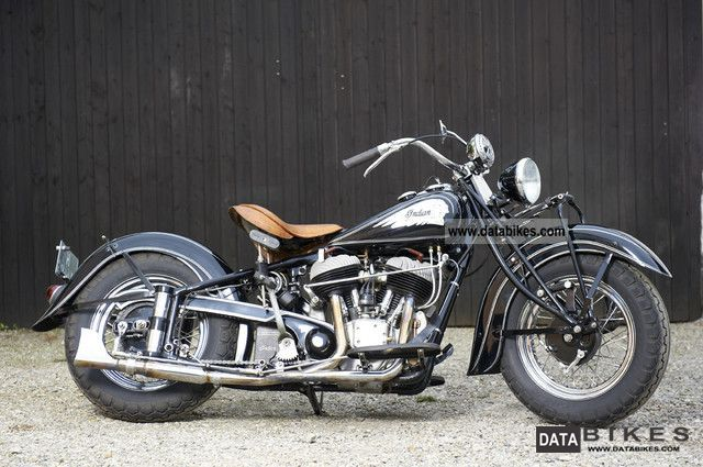 Indian  Chief 1945 Vintage, Classic and Old Bikes photo