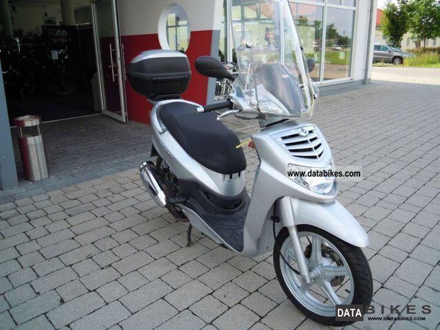 2009 SYM HD 125 EVO