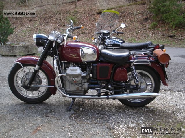 Moto Guzzi  v7 pre-series 1967 Vintage, Classic and Old Bikes photo