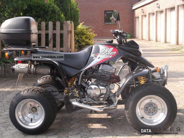 2005 SMC  Stinger Motorcycle Quad photo