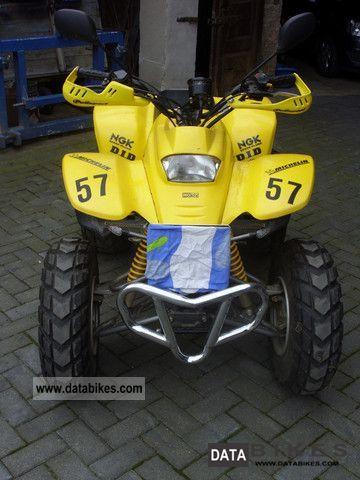 2003 SMC  RAM150 Quad Motorcycle Quad photo