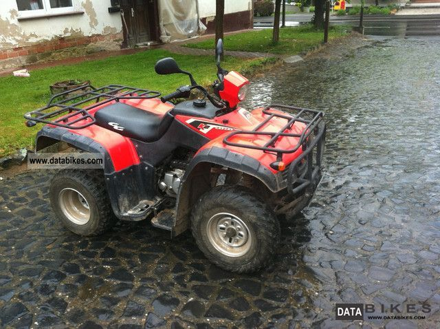 2006 Gasgas  k2 250 atv Motorcycle Quad photo