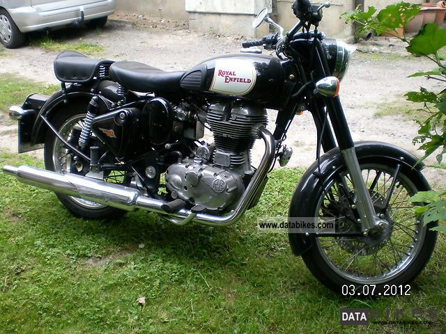 2009 Royal Enfield  Bullet Classic 500 Motorcycle Motorcycle photo