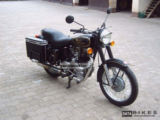 Royal Enfield  Bullet 2004 Naked Bike photo