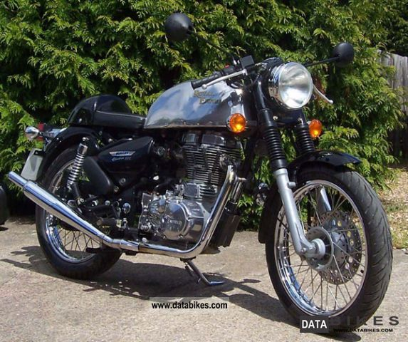 Royal Enfield  CLUBMAN S 500 limited edition 2012 Sports/Super Sports Bike photo
