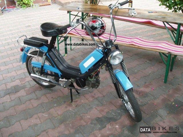 1988 Jawa  215 C Motorcycle Motor-assisted Bicycle/Small Moped photo