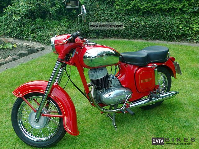 Jawa  559 1970 Vintage, Classic and Old Bikes photo