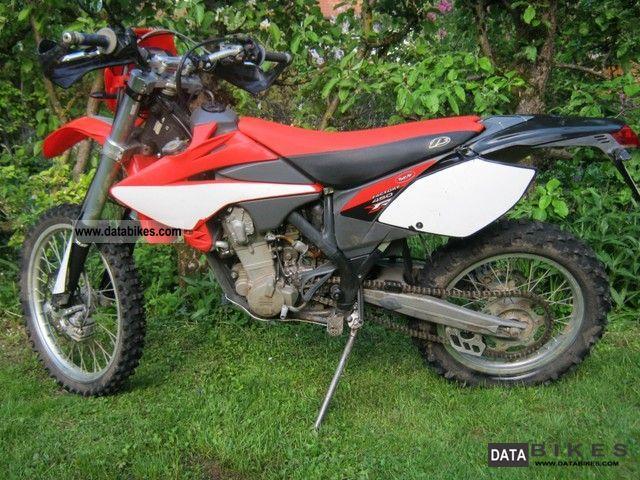 2007 Beta  450, Year 2007, Enduro, Cross, as EXC 525, 520, Motorcycle Enduro/Touring Enduro photo