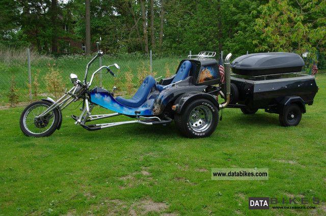 1995 Rewaco  HS 3 Motorcycle Trike photo