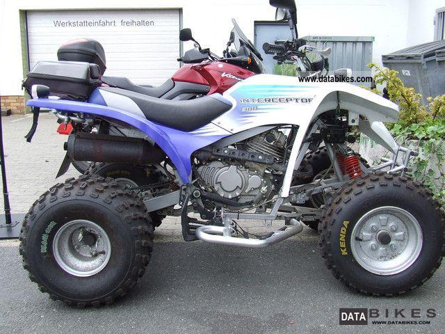 2008 Herkules  ATV-300 Motorcycle Quad photo