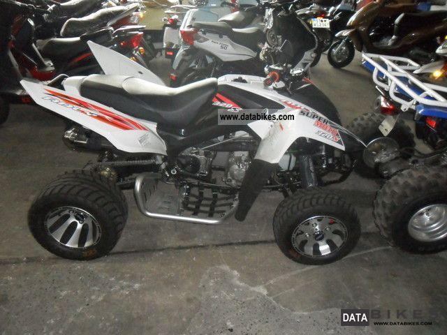 2012 Herkules  Hurricane 320 Supermoto Motorcycle Quad photo