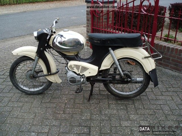 Herkules  PL 220 1965 Vintage, Classic and Old Bikes photo