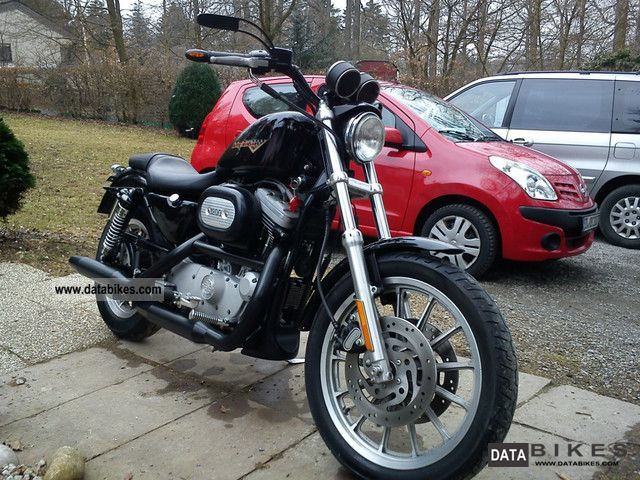 2001 Harley Davidson  XLS Motorcycle Chopper/Cruiser photo