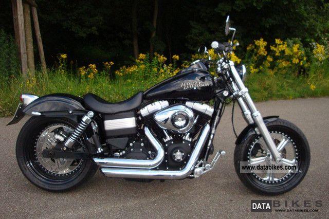 Harley Davidson  FXDB Dyna Street Bob 2012 Chopper/Cruiser photo