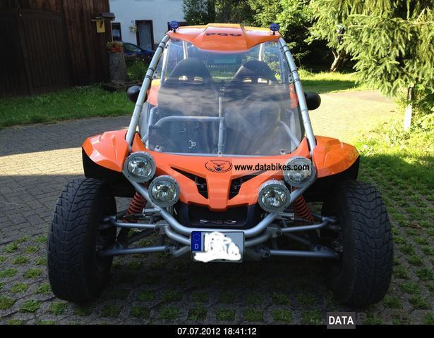 2007 PGO  BUGRACER 500i Buggy, TUV NEW 7/14 Motorcycle Other photo