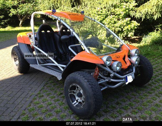 2007 pgo bugracer 500i buggy tuv new 7 14. Black Bedroom Furniture Sets. Home Design Ideas