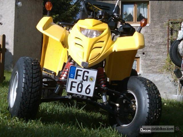Adly Go Kart    125