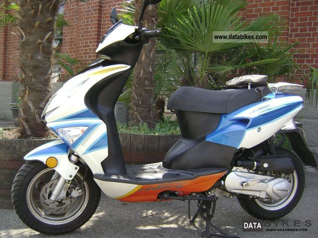 2008 Rivero  SP54 Motorcycle Scooter photo