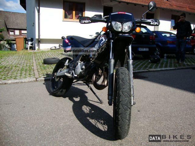 2007 Derbi  Senda R X-Treme SM Motorcycle Super Moto photo