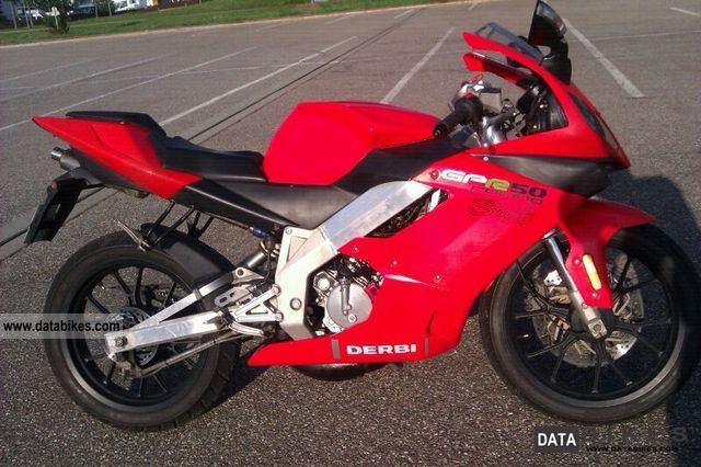 2004 Derbi  gpr 50 Motorcycle Motor-assisted Bicycle/Small Moped photo