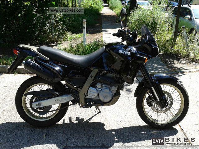 1996 Aprilia  Pegaso 650 MX 40HP Motorcycle Enduro/Touring Enduro photo